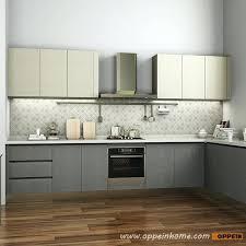 Painting Melamine Kitchen Cabinet Doors White Melamine Kitchen Cabinets Petersonfs Me