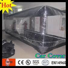 si e auto gonflable 5x2x2 m auto gonflable grêle preuve couverture de voiture dôme 0 7mm