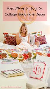 best places to shop for college bedding decor i believe in pink