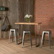 Reclaimed Wood Bistro Table Reclaimed Bood Bistro Table Yahoo Image Search Results