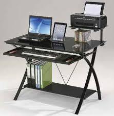 best 25 black glass computer desk ideas on pinterest gaming