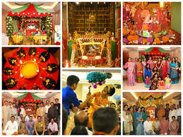 Decoration For Navratri At Home Gujarati Samaj Abudhabi Celebrations