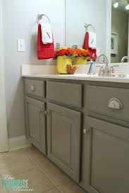 How To Paint Kitchen Cabinet Hardware The Average Diy U0027s Guide To Painting Cabinets
