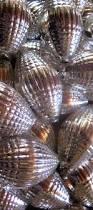 jumbo christmas garland mercury glass beads handmade in the czech