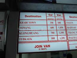 travel synonym images Getting from krabi airport to krabi town the travel synonym jpg