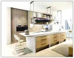 Kitchen Island With Hanging Pot Rack Kitchen Island With Pot Rack Hanging Pots And Pans Island