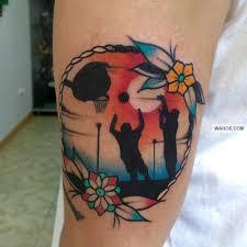 gambar tato kartun di lengan 22 gambar tato 3d bola basket terbaru dan pemain basket ball