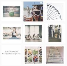 instagram design ideas 9 brilliant instagram feed ideas that can make your profile standout
