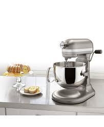 kitchenaid kp26m1xacs architect 6 qt stand mixer created for