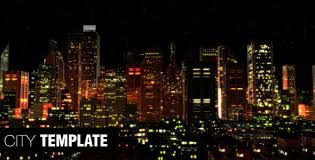 city template by efekt studio videohive