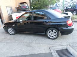 subaru impreza black wrecking subaru impreza rs 2 5l manual 2004 wrx seats u0026 door trims