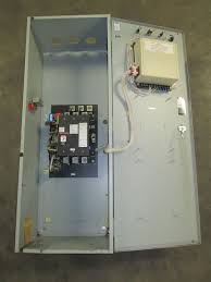 asco 940 260 amp 208 120 v automatic transfer switch e940326047c