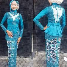 model baju kebaya muslim kebaya muslim penelusuran lace kebaya