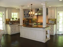 warm and comfortable french kitchen design