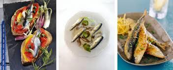 comment cuisiner des filets de sardines comment cuisiner la sardine régal