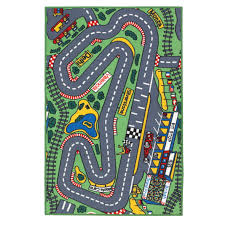 Kids City Rug by Race Track Area Rug Roselawnlutheran