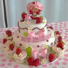 strawberry shortcake birthday party ideas free cake decorating ideas strawberry shortcake birthday party