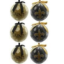 new orleans saints ornaments my new orleans saints diva den
