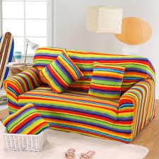 T Shaped Sofa Slipcovers by Striped Sofa Slipcovers Centerfieldbar Com