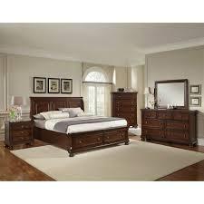 richmond 6 pc king storage bedroom set
