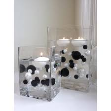 black and white wedding ideas black and white wedding centerpiece idea trendy mods