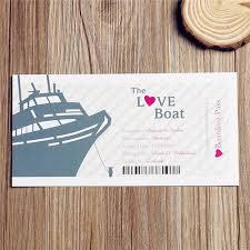 einladung hochzeit kreativ lustige kreative fahrschein einladungskarten zur hochzeit foto