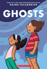 scholastic the first thanksgiving ghosts by raina telgemeier scholastic