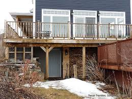 wrap around deck plans 101 best deck plans images on deck plans how to build