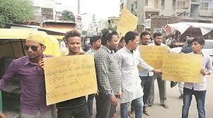 Seeking Ahmedabad Gujarat Muslim Expresses Solidarity With Dalits Seeks Ban