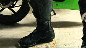 oxtar motocross boots stomping nuts redux youtube
