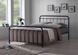 metal bed frames double best 25 metal double bed frame ideas on