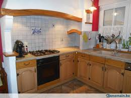 cuisine toute cuisine toute équipée en chêne a vendre 2ememain be