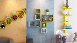 Wooden Home Decoration Attractive Wooden Wall Shelf Home Decor Products To Decorate Your