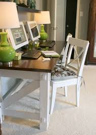 Diy Office Decorating Ideas Work In Coziness 20 Farmhouse Home Office Décor Ideas Digsdigs
