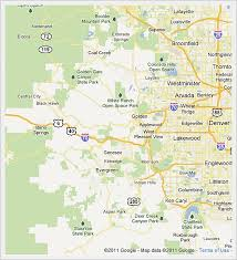 colorado front range map colorado front range estate homes for sale