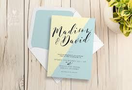 printable wedding invitation template best psd freebies