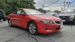 2010 honda accord ex l 2dr coupe 5a in new hampton ny affordable