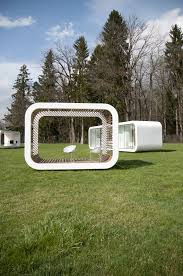 architecture fascinating modern white eco friendly modular box