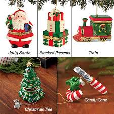 gift box ornaments new seasonal new year