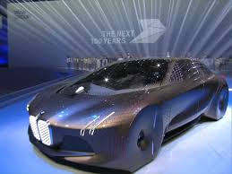 concept cars bmw vision next 100 concept car video business insider