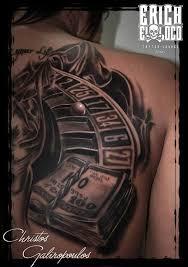 21 exciting gambling tattoos
