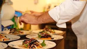 cuisine a domicile faites venir un chef dans votre cuisine avec la assiette
