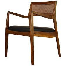 vintage 1950s walnut c140 playboy lounge chair or armchair by jens