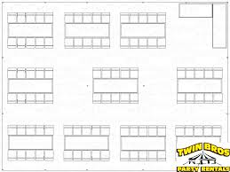 30x60 pole tent layouts pictures diagrams rentals