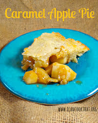Apple Pie Thanksgiving Caramel Apple Pie Recipe I Can Cook That I Can Cook That