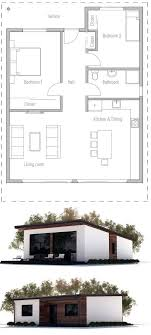 two bedroom floor plans house affordable two bedroom house plan hus bedrooms