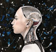 Ex Machina by Ex Machina U2014 Brianna Ashby Illustration