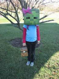 Minecraft Enderman Halloween Costume Minecraft Halloween Costumes Ideas Kids Adults