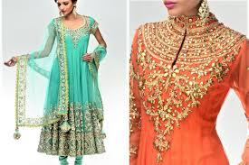 dress design 10 gota work mehndi dresses designs mehndi dresses
