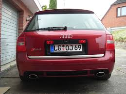 2003 2003 Audi Rs 6 Overview Cargurus